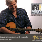 C.F. Martin Guitars – One On One w/Jeff Daniels Part 1