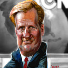 Firmly Anchored – Cultural Conversation With Jeff Daniels by Joanne Kaufman