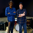 Excited to be collaborating on a new song with Keb' Mo!
