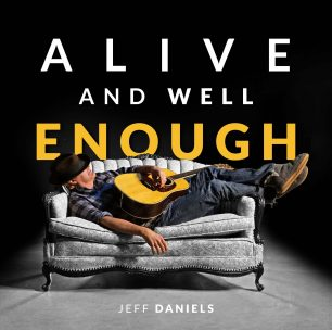 "New Album ""ALIVE AND WELL ENOUGH"" now available!"